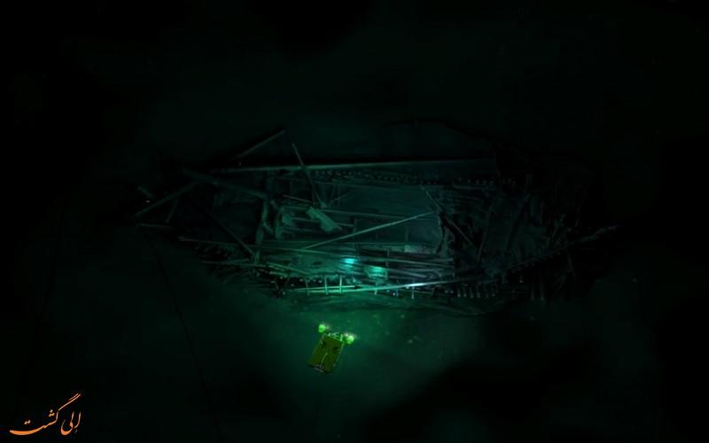 کشف قدیمی ترین کشتی جهان