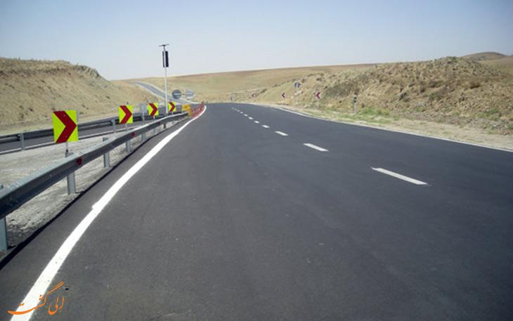 جاده های خطرناک ایران
