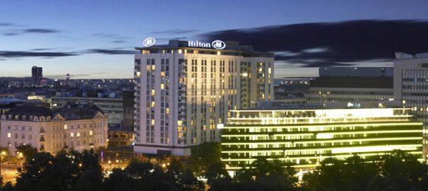 هتل هیلتون وین