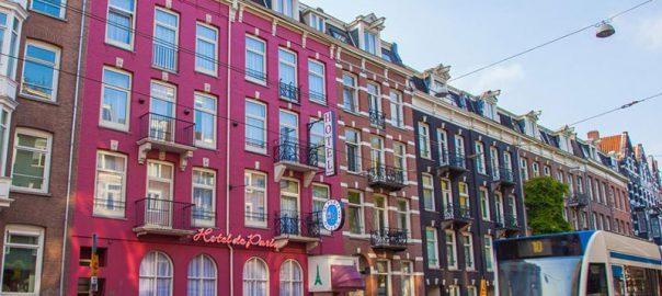 هتل د پاریس آمستردام