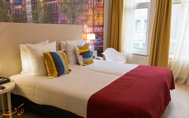 معرفی هتل فرانس آمستردام   3 ستاره
