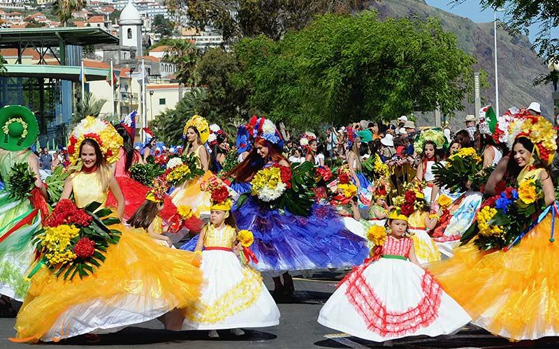 جشن های برداشت دنیا پرتغال