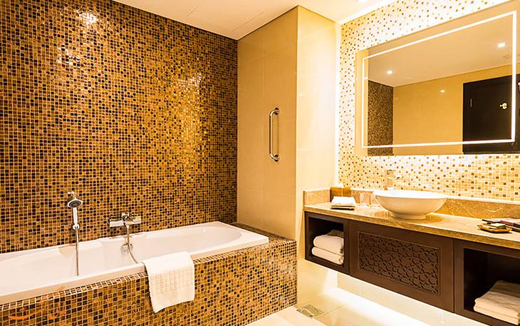 امکانات اتاق های هتل مرجان آیلند