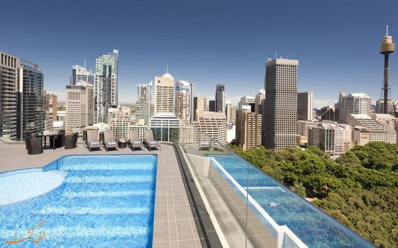 هتل 5 ستاره پولمن هاید در سیدنی