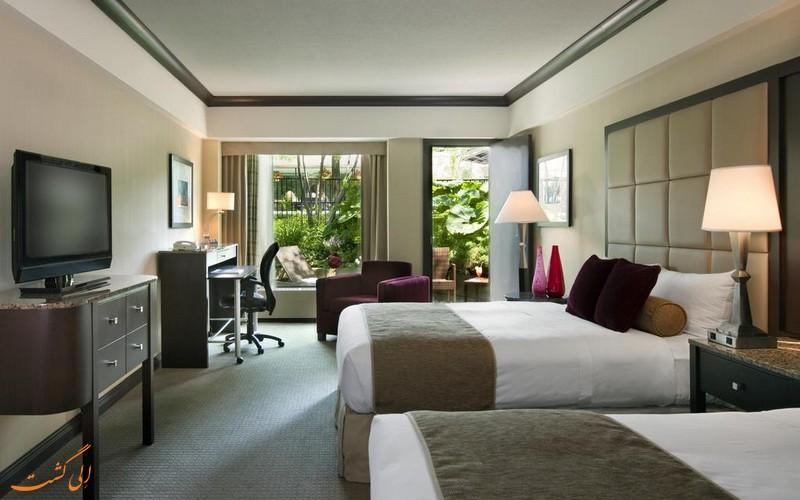هتل بناونچر در مونترال