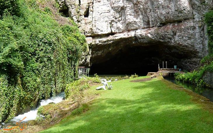 مهمترین غارهای جهان