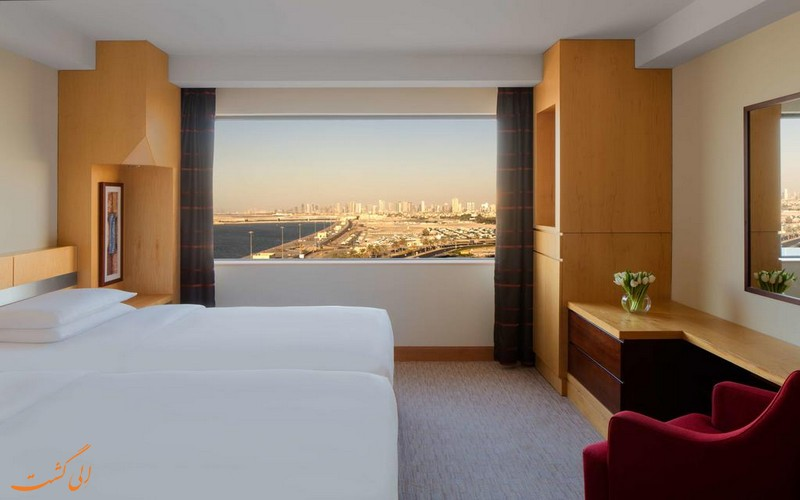 هتل 5 ستاره حیات رجنسی