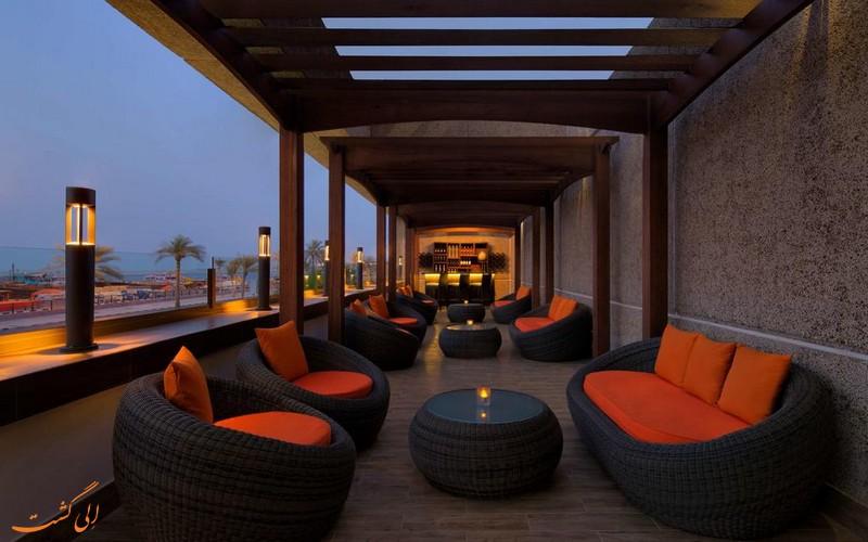 هتل 5 ستاره حیات رجنسی دبی