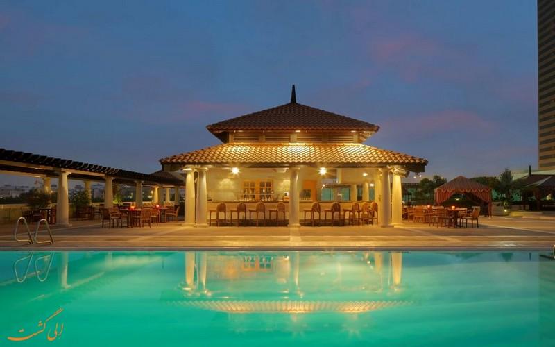 هتل 5 ستاره حیات رجنسی در دبی