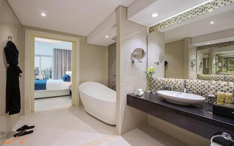 هتل 5 ستاره داماک مایسون رویال در دبی