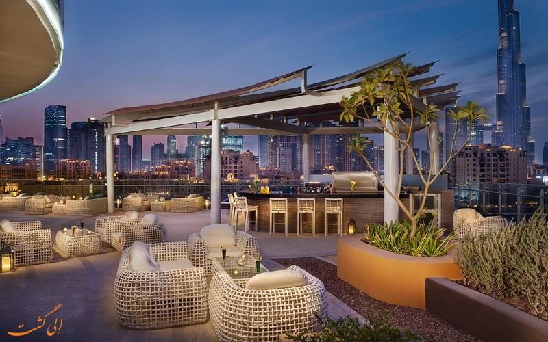 هتل 5 ستاره داماک مایسون رویال