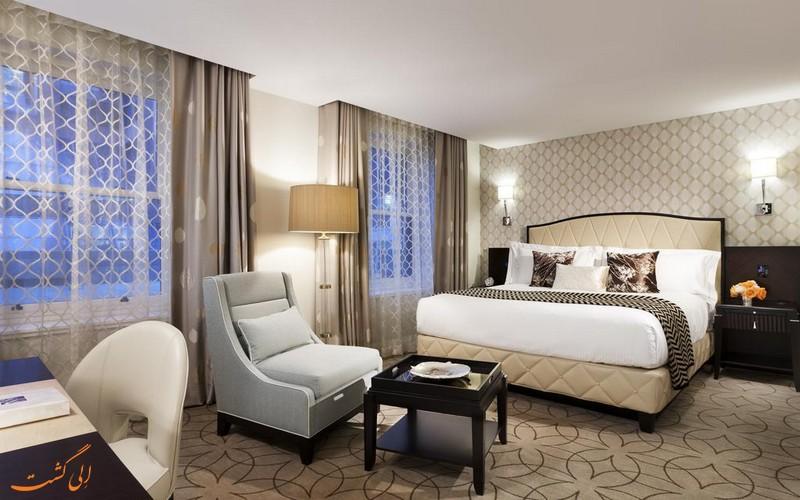 هتل روزوود گئورجیا
