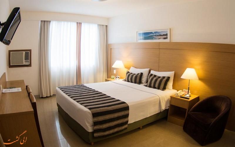 هتل 4 ستاره ریل پالاس ریو