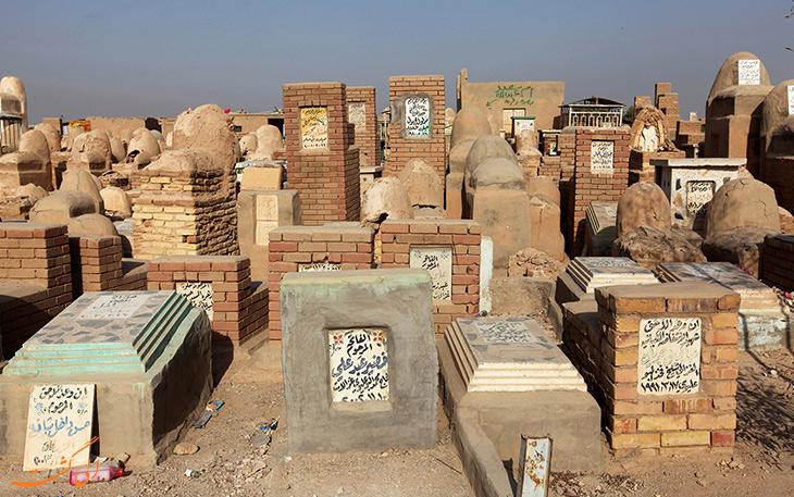 قبرستان وادی