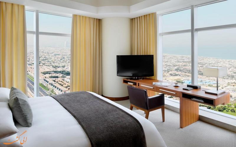 هتل 5 ستاره جی دبلیو مریوت