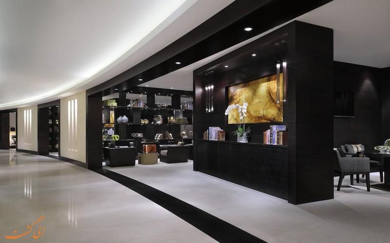 هتل 5 ستاره جی دبلیو مریوت دبی