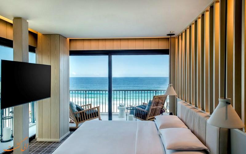 هتل 5 ستاره گرند حیات در ریو