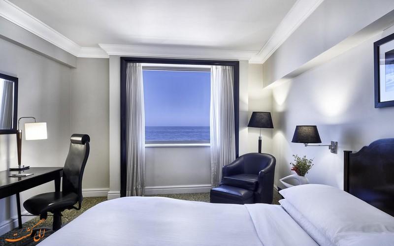 هتل 5 ستاره مریوت ریو