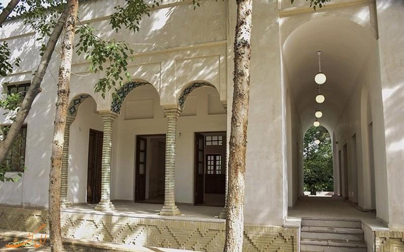عمارت کنسولگری سابق انگلیس در کرمان