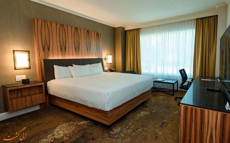 هتل 4 ستاره حیات رجنسی کلگری