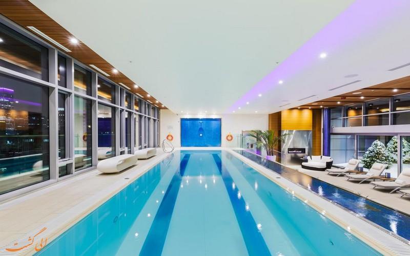 هتل 5 ستاره ریتز کارلتون مونترال