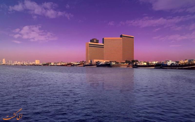هتل حیات رجنسی دبی
