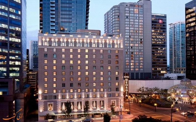 هتل روزوود گئورجیا ونکوور