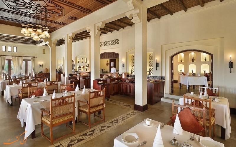 هتل 5 ستاره المها دیزرت ریزورت