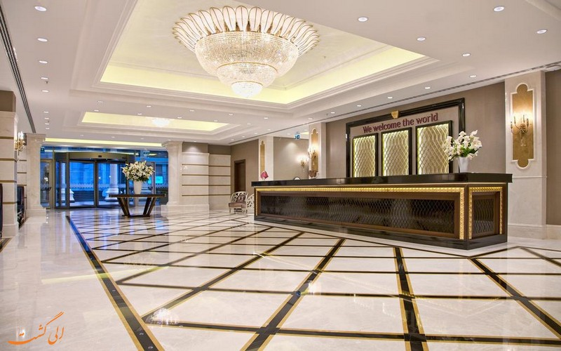 هتل 5 ستاره رتاج رویال در استانبول