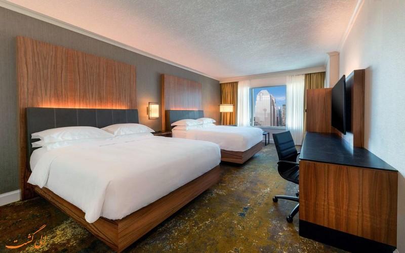 هتل 4 ستاره حیات رجنسی