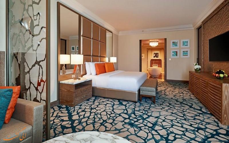 هتل 5 ستاره آتلانتیس پالم در دبی