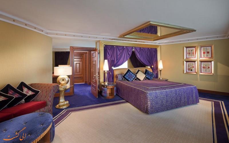 هتل 5 ستاره برج العرب