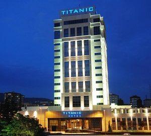 هتل تایتانیک لزینس کارتال در استانبول