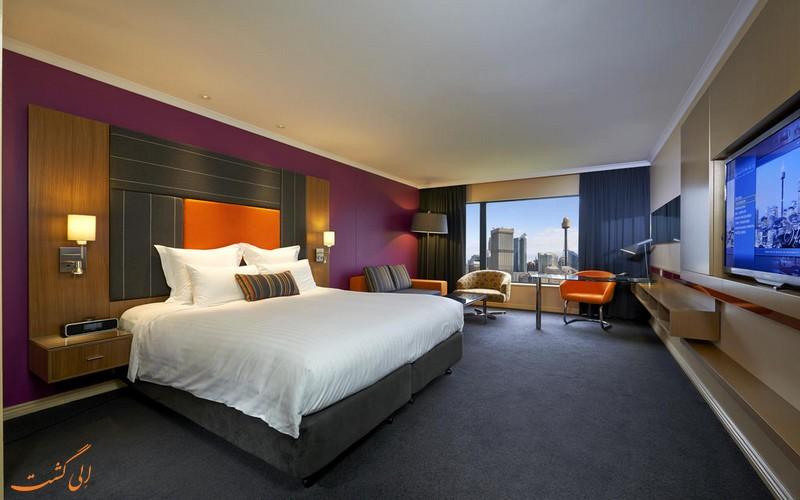 هتل 5 ستاره پولمن هاید سیدنی
