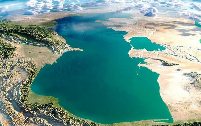 رشد صنعت گردشگری در منطقه دریای خزر