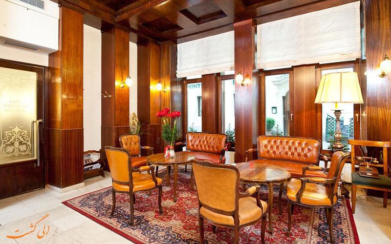 خدمات هتل گرابِن وین