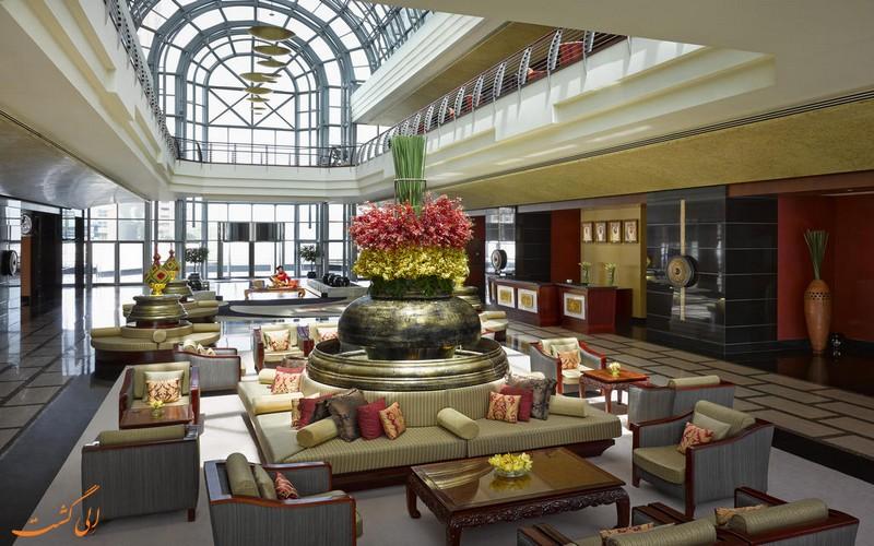 هتل 5 ستاره داسیت تای در دبی