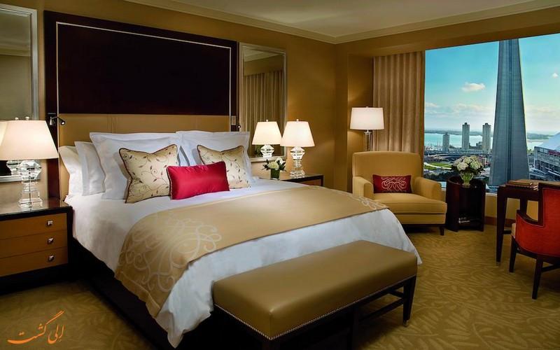 هتل 5 ستاره ریتز کارلتون در تورنتو