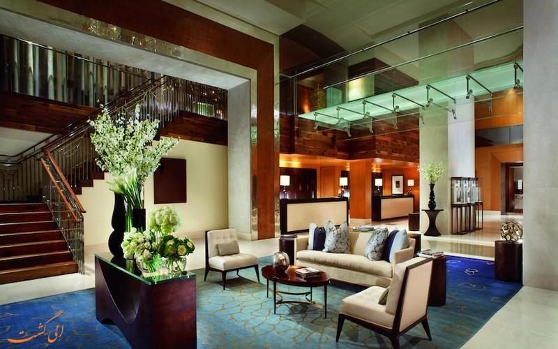 هتل 5 ستاره ریتز کارلتون تورنتو
