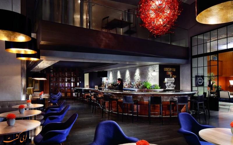 هتل 5 ستاره ریتز کارلتون