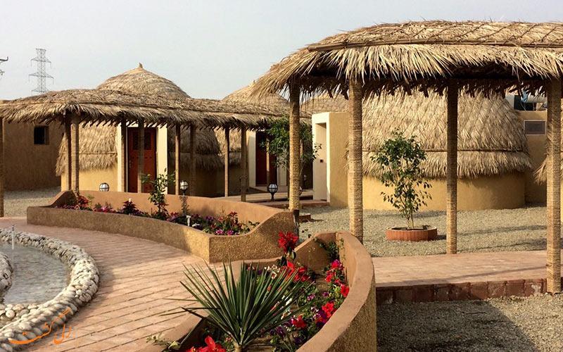 هتل قلعه گنج کرمان
