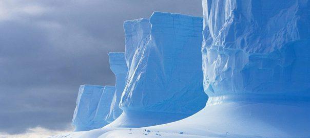 به آواز قطب جنوب گوش دهید!