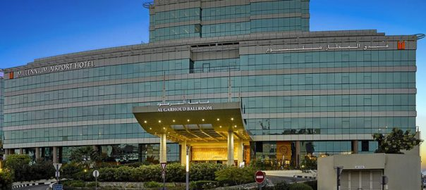 هتل میلینیوم دبی