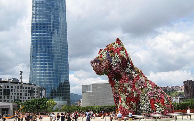 معرفی شهر بیلبائو در اسپانیا