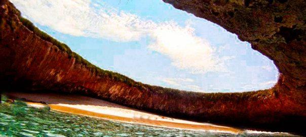 آبشارهای زیرآب