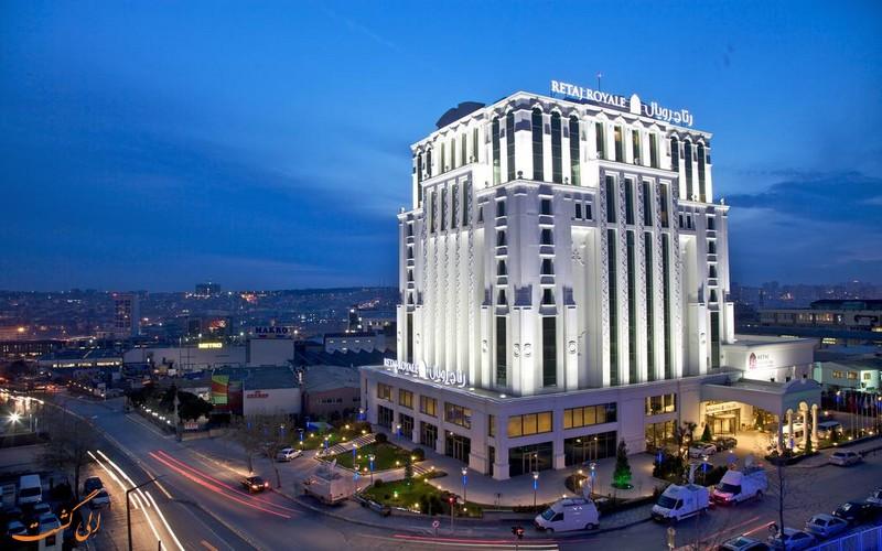 هتل رتاج رویال استانبول