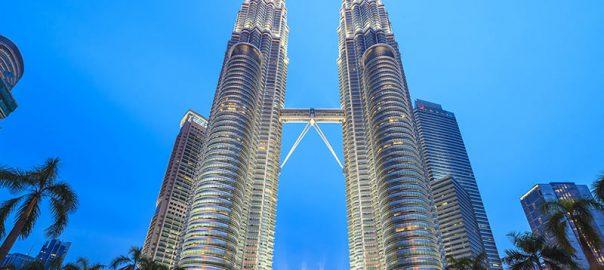 ساختمان های مدرن آسیایی