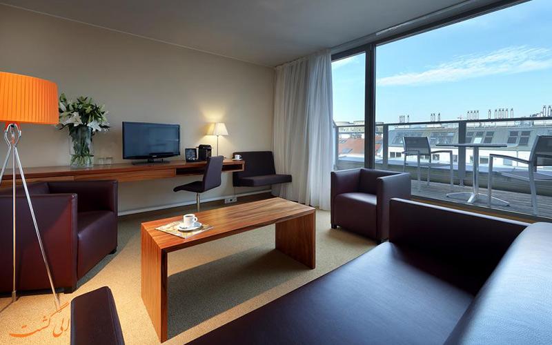 امکانات تفریحی هتل یورواستارز امبزی وین