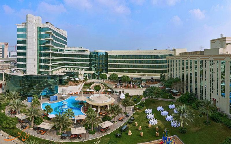 هتل میلینیوم دبی   Millennium Dubai Airport Hotel
