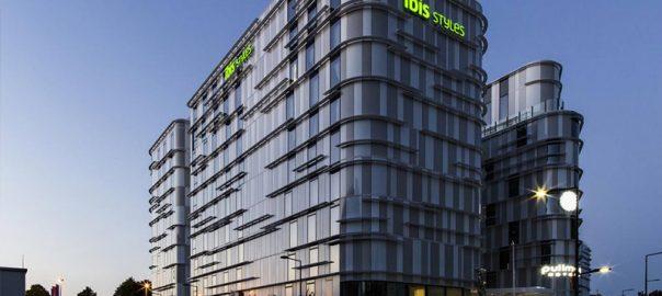خدمات رفاهی هتل ایبیس استایلز فرودگاه شارل دوگل پاریس